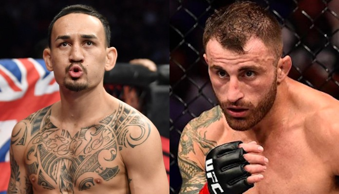 Pros react to Alex Volkanovski defeating Max Holloway at UFC 245