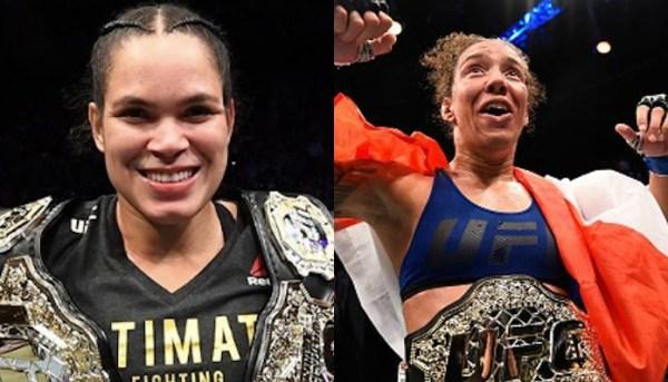 Pros react to Amanda Nunes defeating Germaine De Randamie at UFC 245