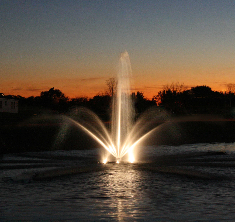 Kasco Decorator Fountains