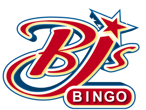 BJ's Bingo Logo