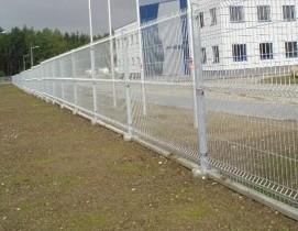 ogrodzenie przemysłowe panel p otrów wielkopolski