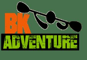 kayaking orlando BK adventure logo