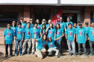 medical trek nepal volunteers