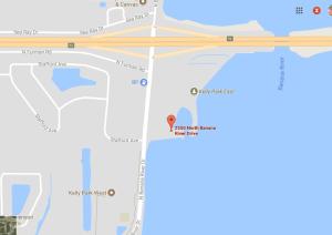 Bioluminescence Tours at Kelly Park East, Merritt Island, Florida