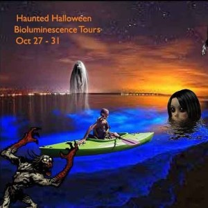 Halloween Event Haunted Bioluminescence Tours in Florida
