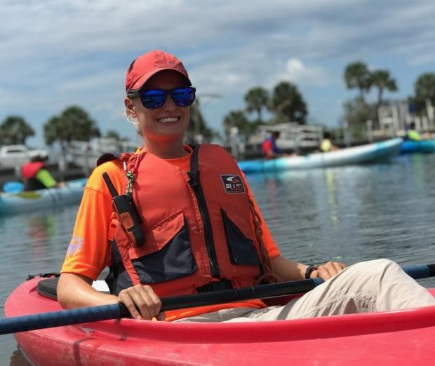Ashley Konon Tours Manager BK Adventure Florida