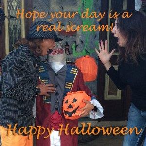 Halloween Scare BK Adventure