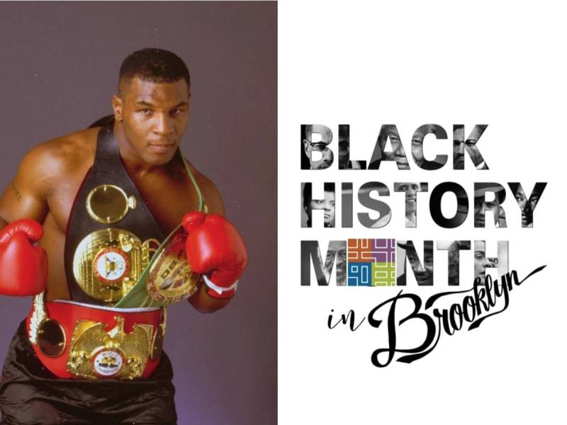 """""""Iron Mike"""" Tyson is considered one of the best heavyweights of all time."""