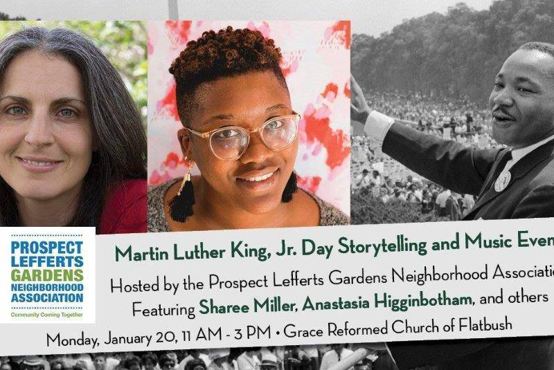 MLK Day, Diana Richardson, Martin Luther King, celebration
