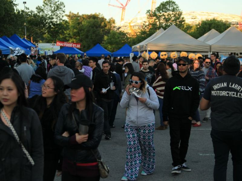 Flushing's Crowd-Favorite Queens Night Market Is Planning a Spring 2021 Return