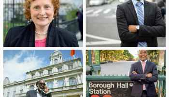 The Brooklyn Borough President's Race: The Big Spender, The Self-Funder, The Big Numbers, and The Dark Horse