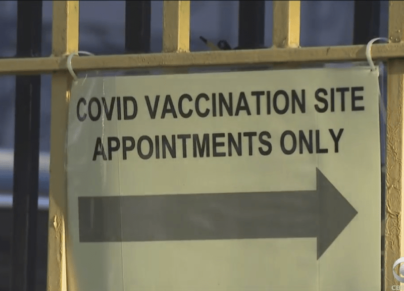 New York City Temporarily Closes 15 Vaccine Hubs, Cancels Thousands Of Appointments Due To Shortage