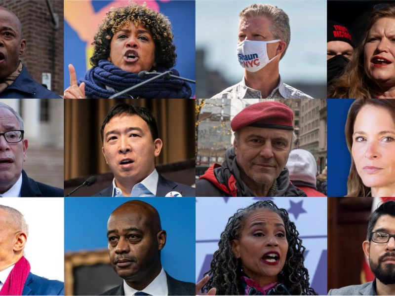 Which Mayoral Candidates Agree with You? Here's Why We Made a Tool That Tells You