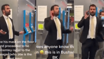 Real Estate Agent Fired After He's Caught On Camera Telling Gym Manager To 'Go Back To China'