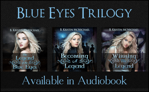 Blue Eyes Trilogy Audio Banner