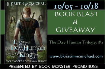Day Human King Book Blast Tour Button