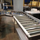 Stainless Steel Dishwash Tabling