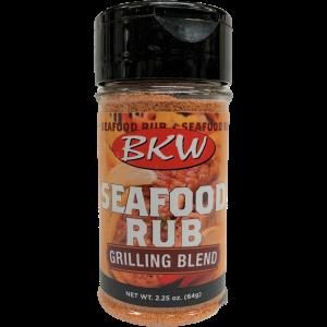 BKW Seafood Rub