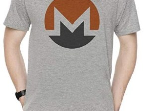 Camiseta Monero XMR