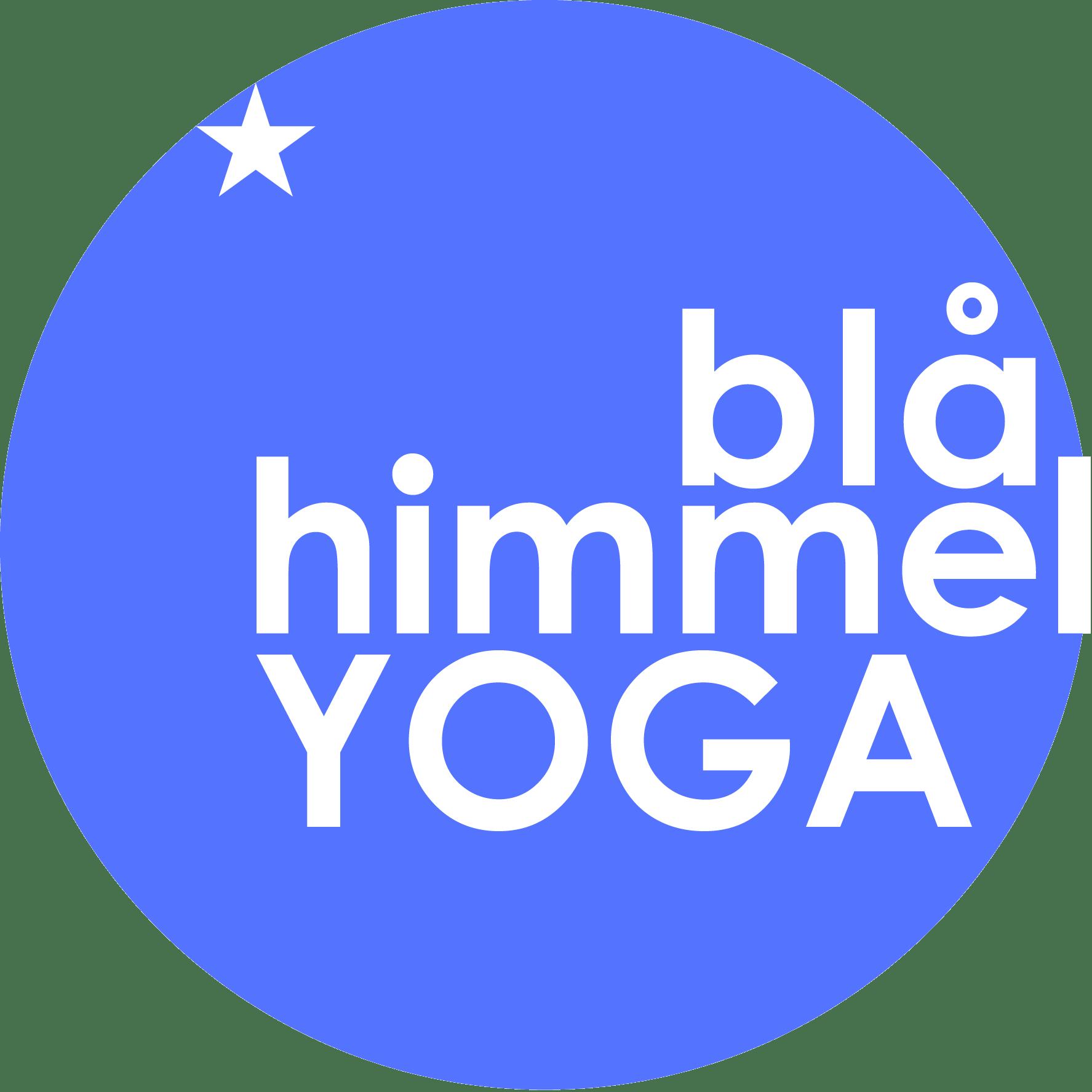 Blå Himmel Yogas logo