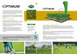 Documentatie kunstgras voetbalveld