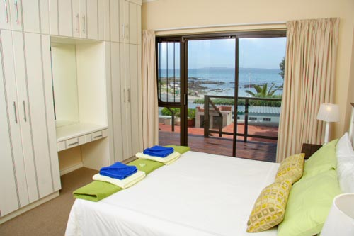 Beautiful sea view double room