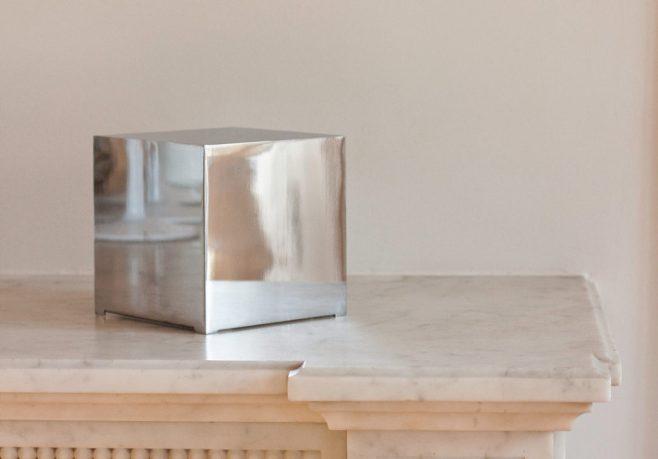 Kubb - modèle Miroir sur une table