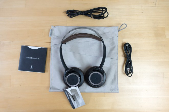 test du Plantronics Backbeat Sense