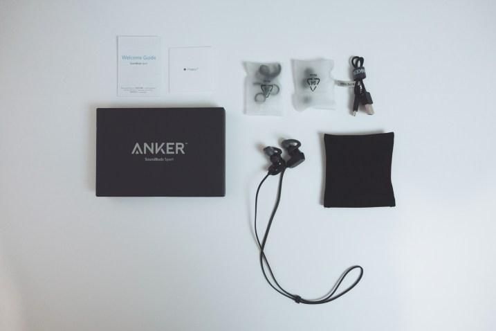 Anker SoundBuds Sport
