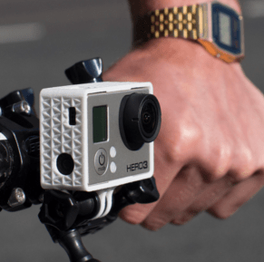 Support GoPro pour vélo