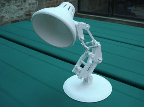 petite lampe Pixar