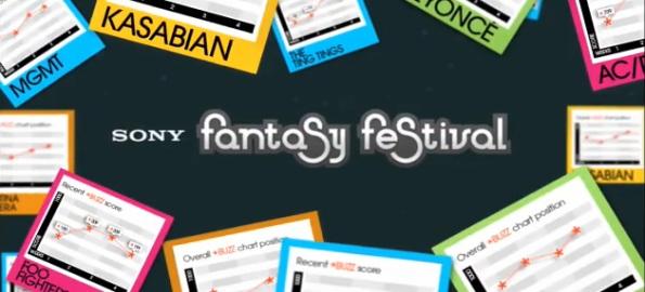 Sony Fantasy Festival