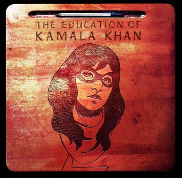 Ms. Marvel (Lauryn Hill's The Miseducation of Lauryn Hill)