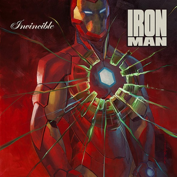 Invincible Iron Man (50 Cent's Get Rich or Die Tryin')