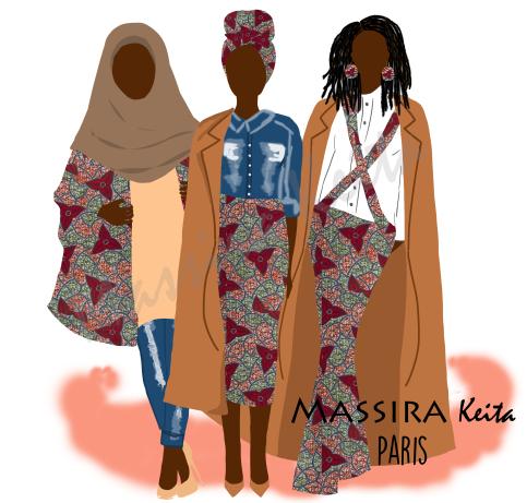 & Copy; Marissa Keita / massirawax.wordpress.com