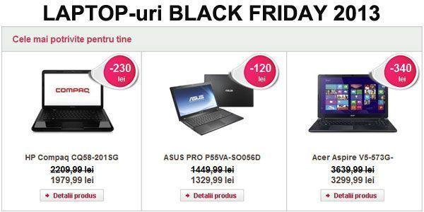 Laptop Black Friday