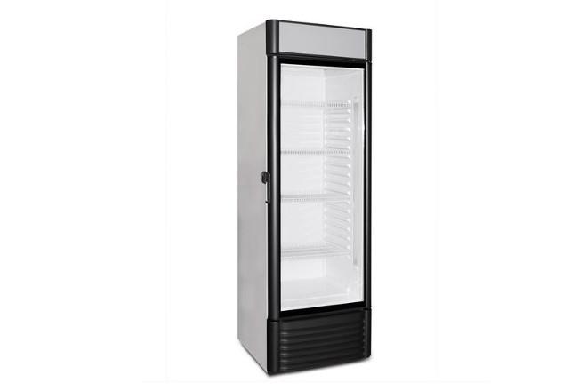 Glas Kühlschrank