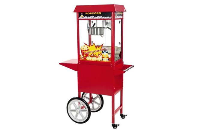 Popcornmaschine Wagen