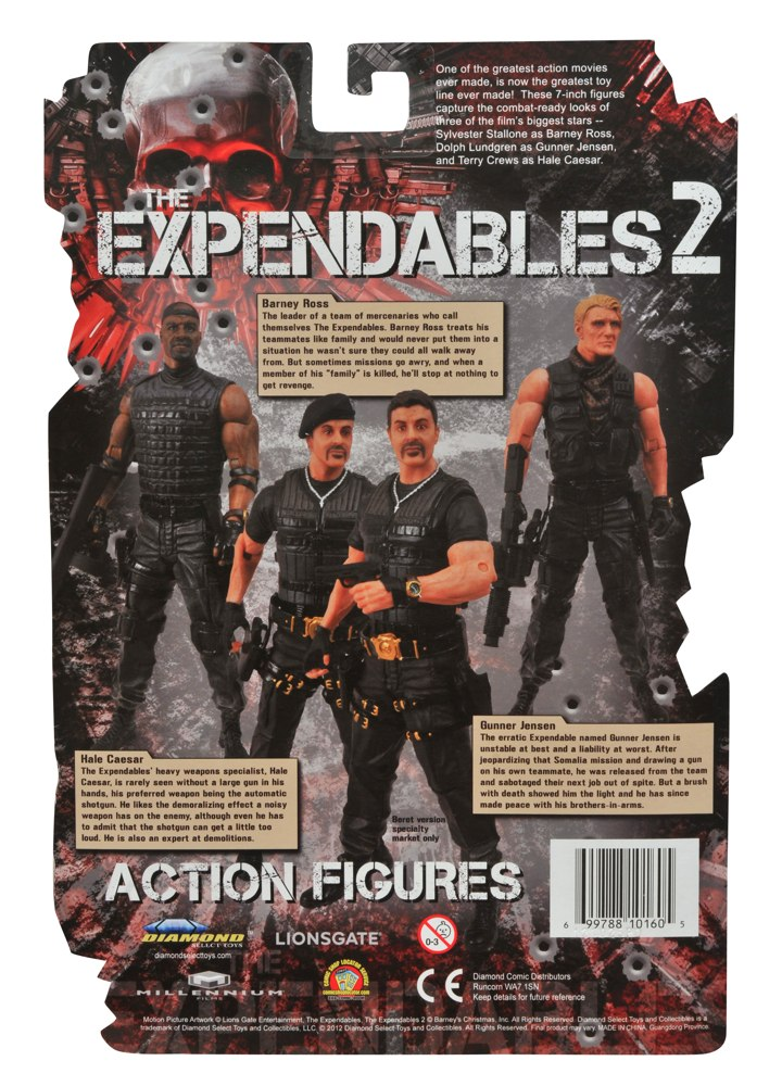 Thing Marvel Action Figures