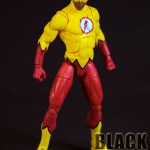 Review Dc Comics Multiverse 6 Kid Flash Comic Book Version