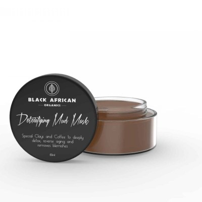 Detoxifying Mud Mask 50ml