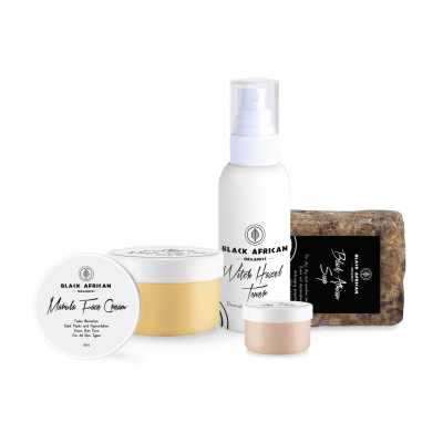 Melanin Face Renewal Kit