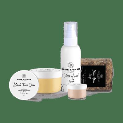Melanin Face Renewal Kit