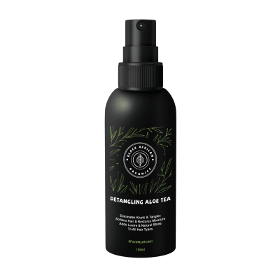 Aloe Vera Hair Frizz Detangling Spray