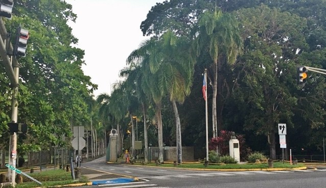 cost of a college education in puerto rico: University of Puerto Rico - Mayagüez entrance