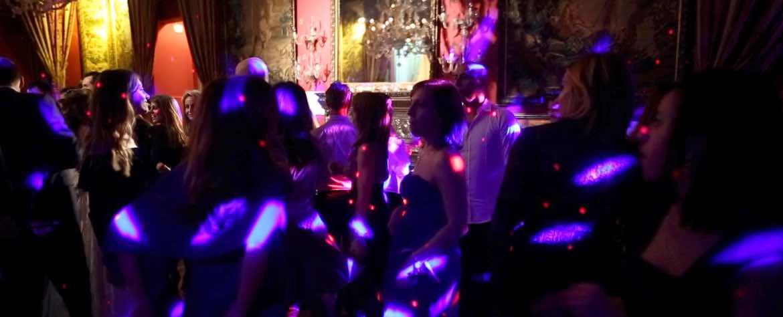 effetti e luci musica matrimonio palazzo brancaccio