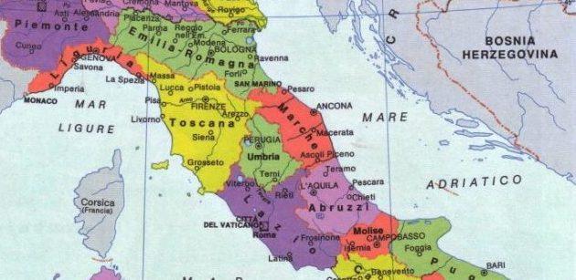 Trasferta matrimonio Italia