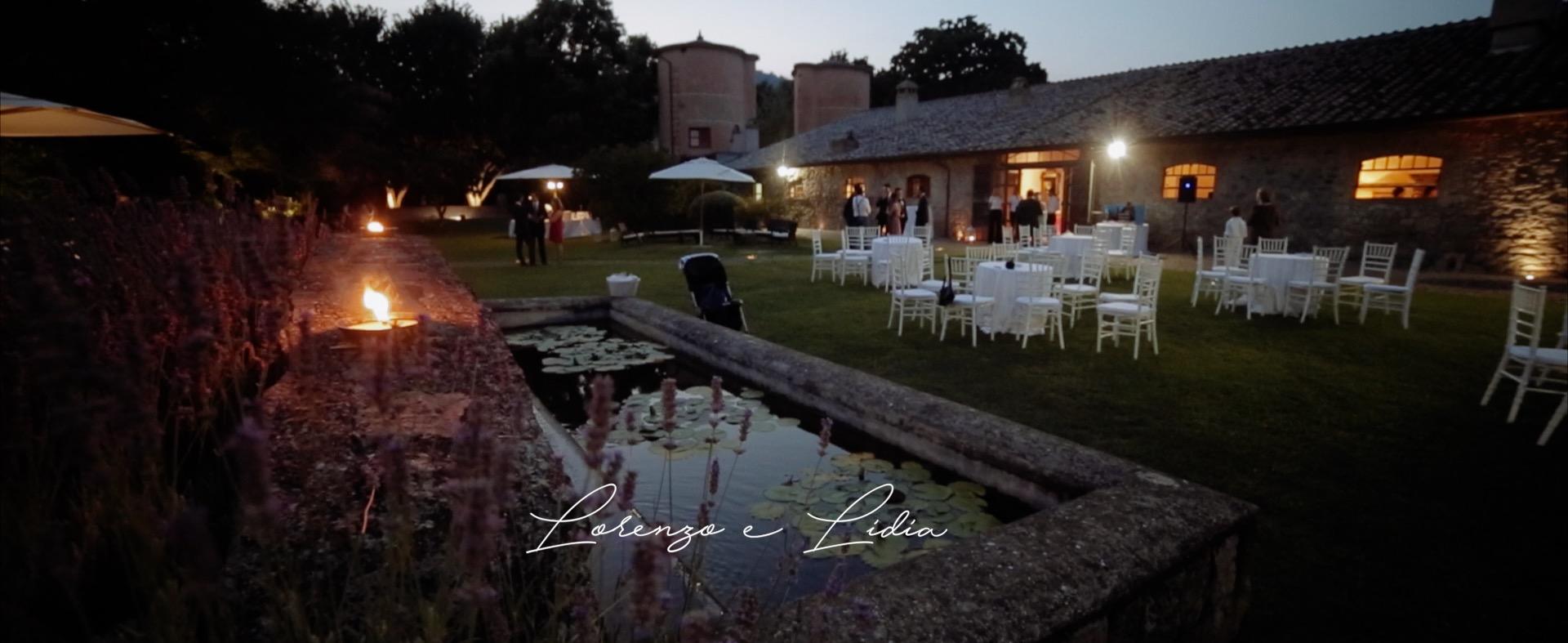 Matrimonio scuderie odescalchi lorenzo + lidia