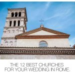 The 12 Best Churches to get married in Rome