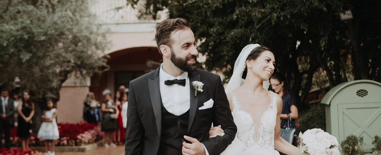 Matrimonio Miriam e Federico Borgo di Lecci
